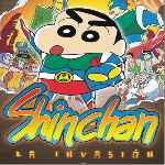 miniatura Shin Chan La Invasion Por El Verderol cover divx