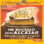 miniatura Sin Novedad En El Alcazar Por Agustin cover divx