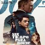 miniatura Sin Tiempo Para Morir 2020 Por Chechelin cover divx