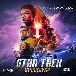 miniatura Star Trek Discovery Temporada 02 Por Chechelin cover divx