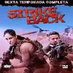 miniatura Strike Back Temporada 06 Por Chechelin cover divx
