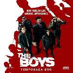 miniatura The Boys Temporada 02 Por Chechelin cover divx