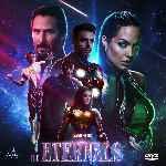 miniatura The Eternals Por Chechelin cover divx