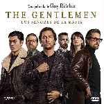 miniatura The Gentlemen Los Senores De La Mafia Por Chechelin cover divx