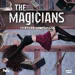 miniatura The Magicians Temporada 01 Por Chechelin cover divx
