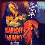 miniatura The Mummy La Momia 1932 Por El Verderol cover divx