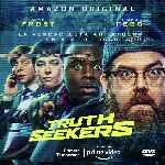 miniatura Truth Seekers Temporada 01 Por Chechelin cover divx