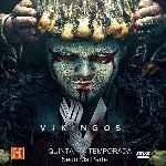 miniatura Vikingos Temporada 05 Parte 02 Por Chechelin cover divx