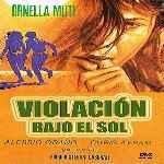miniatura Violacion Bajo El Sol Por Chechelin cover divx