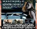 miniatura Westworld Temporada 03 Por Chechelin cover divx