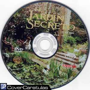 El jardin secreto region 4 etiqueta car tula cd 1993 for Cancion de la pelicula el jardin secreto
