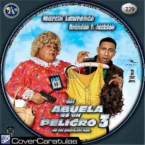 Mi Abuela Es Un Peligro 3 De Tal Padre Tal Hijo Carátula Divx Frontal Big Mommas Like Father Like Son 2011