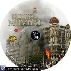 Hotel Bombay Custom Caratula Dvd Hotel Mumbai 2018