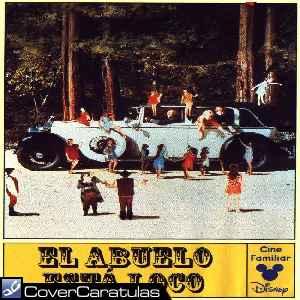 El Abuelo Esta Loco Custom V2 Carátula Dvd The Gnome Mobile 1967