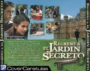 Regreso A El Jardin Secreto Carátula Divx Frontal Back To The Secret Garden 2001