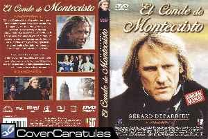 El Conde De Montecristo 1998 Carátula Dvd Le Comte De Monte Cristo 1998
