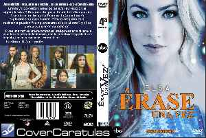 Erase Una Vez - Temporada 04 - Custom · CARÁTULA DVD · Once Upon A ...