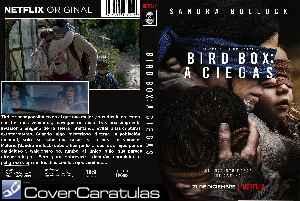 A Ciegas 2018 Custom Caratula Dvd Bird Box 2018