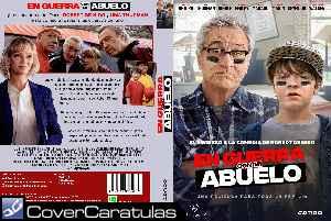 En Guerra Con Mi Abuelo Custom Caratula Dvd The War With Grandpa 2020