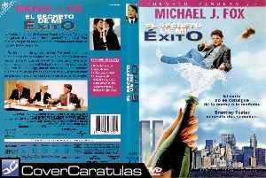 El Secreto De Mi Exito Caratula Dvd The Secret Of My Success 1987