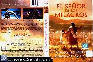 El Hombre Que Hacia Milagros Custom Carátula Cd The Miracle Maker 1999