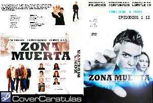 La Zona Muerta Temporada 01 Custom V2 Caratula Dvd The