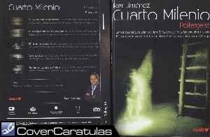Cuarto Milenio - Temporada 01 - 04 - Poltergeist · Carátula dvd (2007)