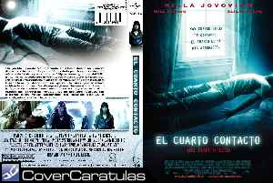El Cuarto Contacto - Region A · CARÁTULA BLURAY · The Fourth ...