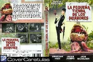 La Tienda De Los Horrores 1960 Hollywood Classics Carátula Dvd The Little Shop Of Horrors 1960