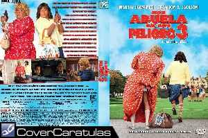 Mi Abuela Es Un Peligro 3 De Tal Padre Tal Hijo Custom Carátula Dvd Big Mommas Like Father Like Son 2011