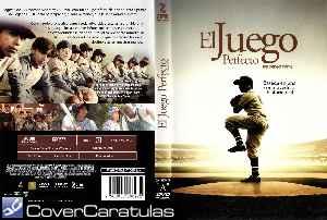 El Juego Perfecto Region 1 4 Caratula Dvd The Perfect Game 2009