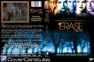 Erase Una Vez - Temporada 01 - Custom · CARÁTULA DVD · Once Upon A ...