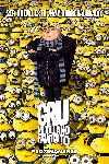 mini cartel Gru, mi villano favorito