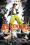 mini cartel Ace Ventura - Operación África