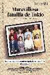 mini cartel Maravillosa familia de Tokio