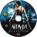 carátula bluray de Ninja Assasing - Cd