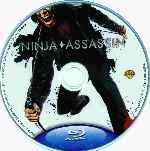carátula bluray de Ninja Assassin - Disco