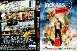 carátula bluray de Jackass 3