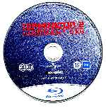 carátula bluray de Terminator 2 - El Juicio Final - Disco