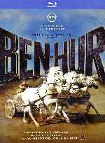 carátula bluray de Ben-hur - 1959 - Inlay 02