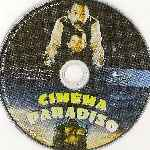 carátula bluray de Cinema Paradiso - Disco