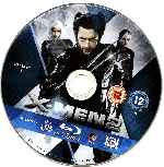 carátula bluray de X-men 2 - Disco 01 - V2