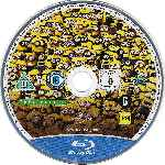 carátula bluray de Gru - Mi Villano Favorito - Pack Especial 3d - Disco 02