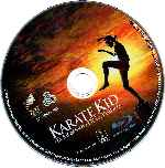 carátula bluray de Karate Kid - 1984 - Disco