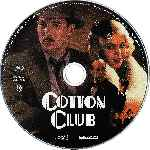 carátula bluray de Cotton Club - Disco
