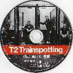 carátula bluray de T2 Trainspotting - Disco