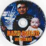 carátula bluray de Hard Boiled - Hervidero - Disco