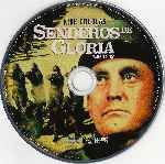 carátula bluray de Senderos De Gloria - 1957 - Disco