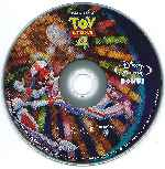 carátula bluray de Toy Story 4 - Region A - Disco 02