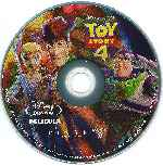 carátula bluray de Toy Story 4 - Region A - Disco 01